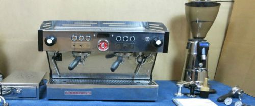 La Marzocco Linea PB 2Group AV Automatic Espresso Coffee Machine & Macap Grinder